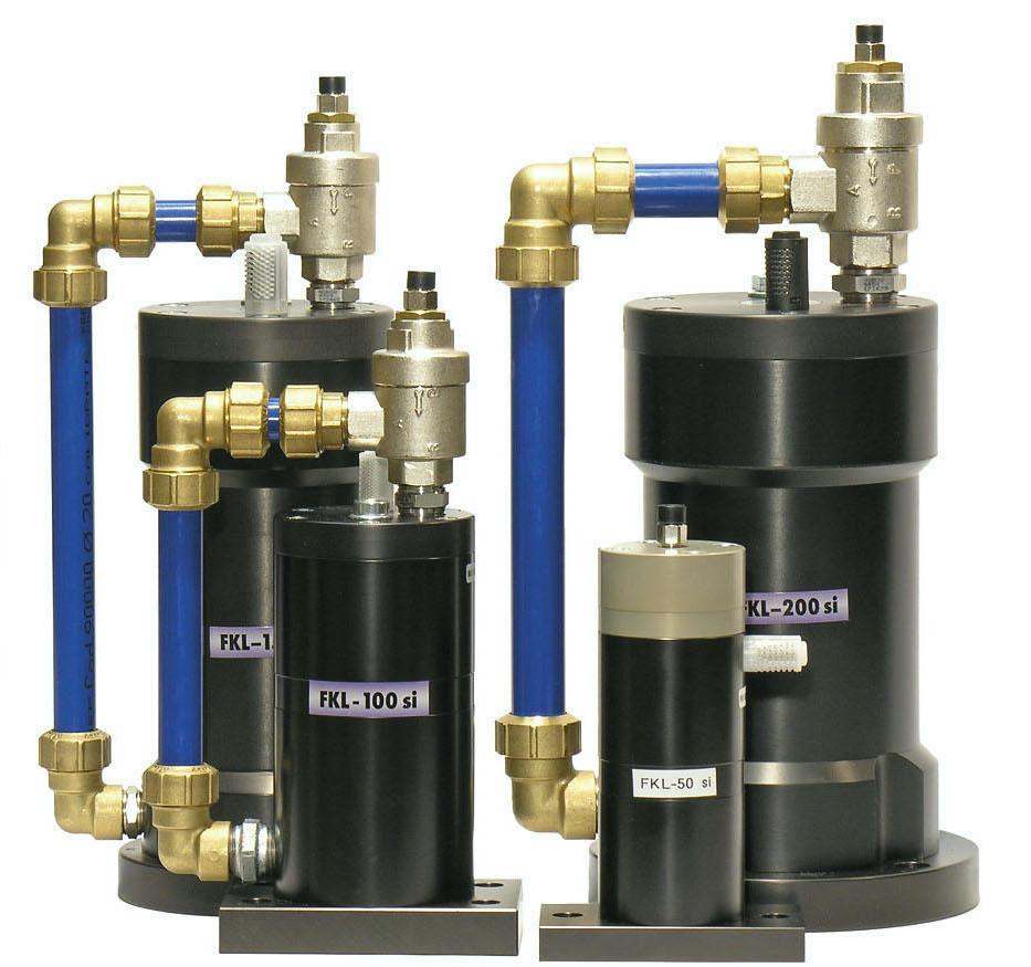 Vibreurs pneumatiques FKL-IN