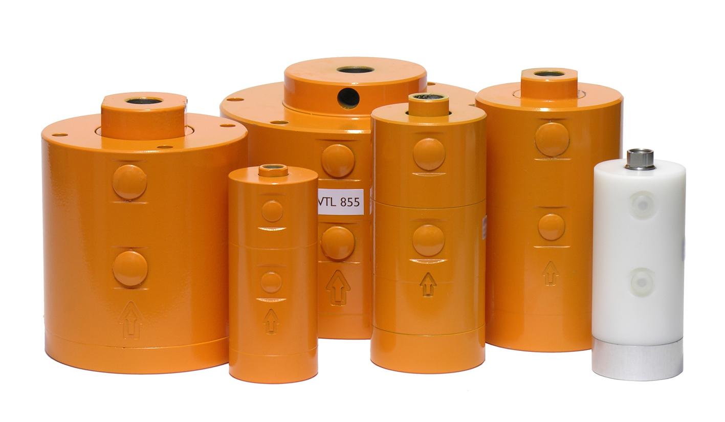 Vibreurs pneumatiques VTL
